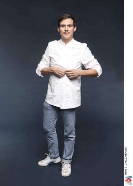 Damien Laforce / 23 ans / Lille / Chef