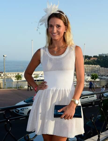 L'ancienne joueuse de tennis, aujourd'hui consultante, Tatiana Golovin