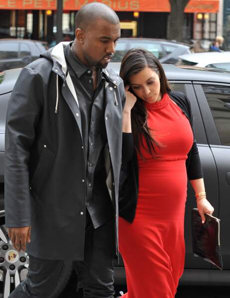 Kanye West et Kim Kardashian se retrouvent après une longue séparation