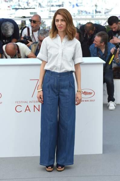 Les do de la semaine : le pantalon large - Sofia Coppola