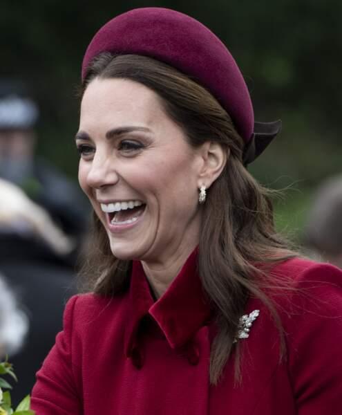 Kate Middleton en 2018