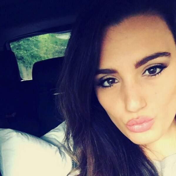 Euro 2016 : voici la très sexy Adriana Michael, compagne du joueur Jack Wilshere