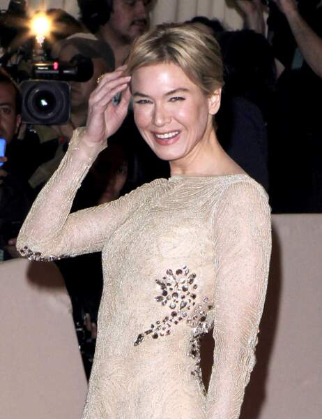 Jolie et souriante, souvenez-vous elle était comme ça avant Renée