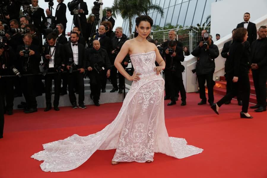 Cannes 2019 - Kangana Ranaut