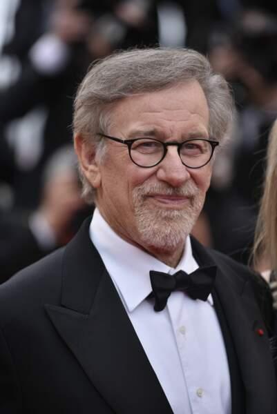 Steven Spielberg est papa de 6 enfants, avec 2 femmes différentes (dont 5 avec Kate Capshaw)