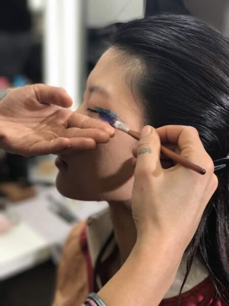Fashion Week femme : dans les coulisses du défilé de Rahul Mishra