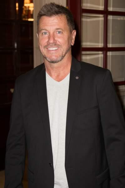 Le footballeur Pascal Olmeta
