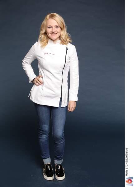 Fanny Aimerito / 26 ans / Marseille / Second de cuisine