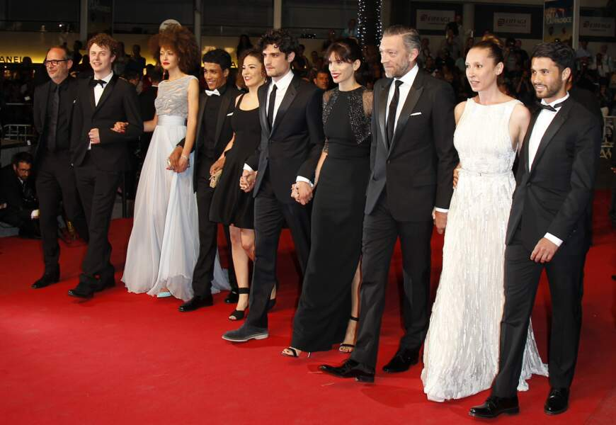 L'équipe du film Mon Roi