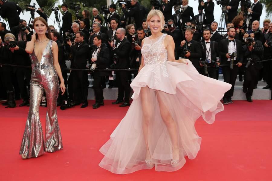 Cannes 2019 - Les Marches...