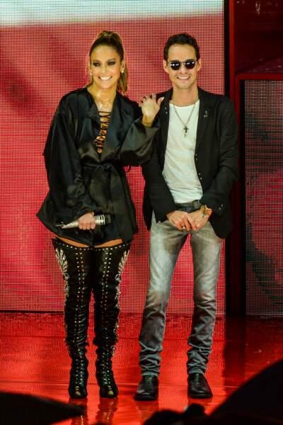 Ces stars parents de jumeaux : Jennifer Lopez et Marc Anthony