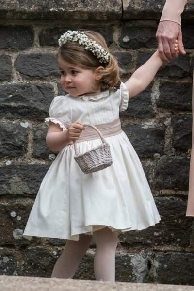 Aussi belle que sa tante au mariage de Pippa