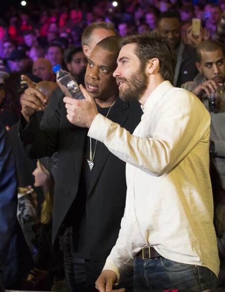 Oh mais c'est Jake Gyllenhaal !