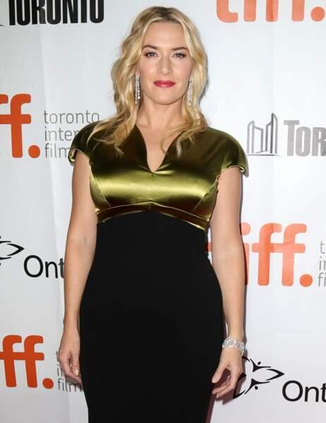Kate Winslet aujourd'hui...
