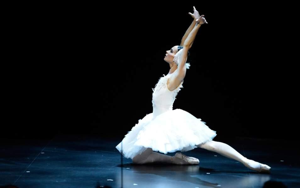 La danseuse étoile Diana Vishneva