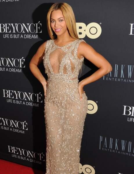 19ème place : Beyoncé Knowles