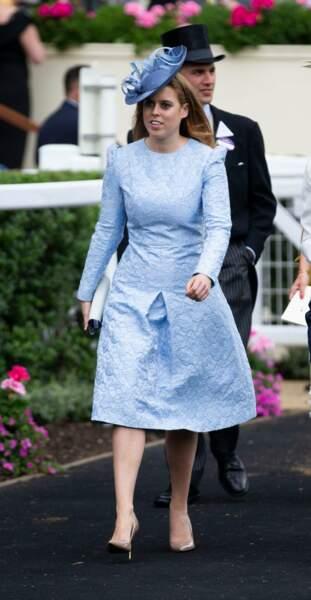 Royal Ascot : la princesse Béatrice