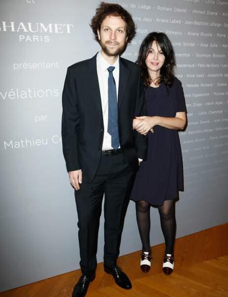 Pierre Rochefort et Zabou Breitman