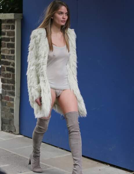 La doublure corps de Kate Moss