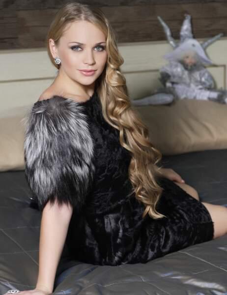 Alyona Lanskaya - Biélorussie