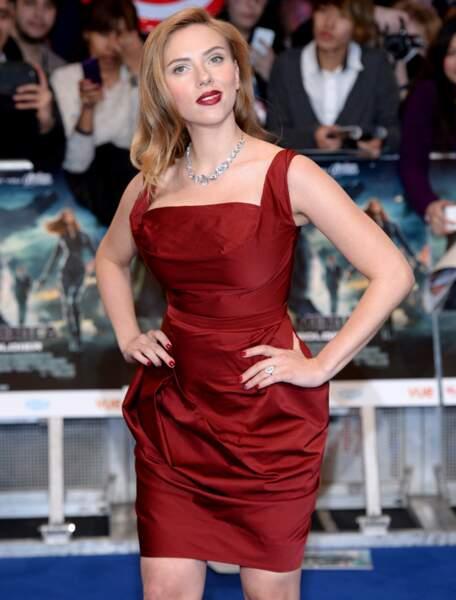 7 : Scarlett Johansson, 17 millions de dollars