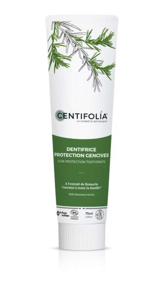 Dentifrice bio au romarin. Centifolia, 4,50 €