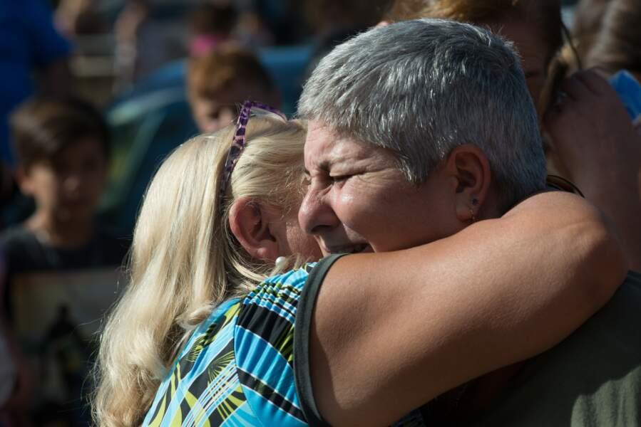 Obsèques d'Emiliano Sala : famille et amis du footballeur réunis dans son village en Argentine