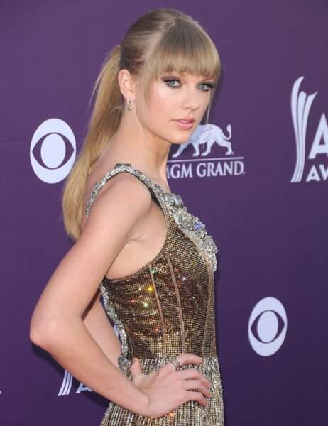 18ème place : Taylor Swift