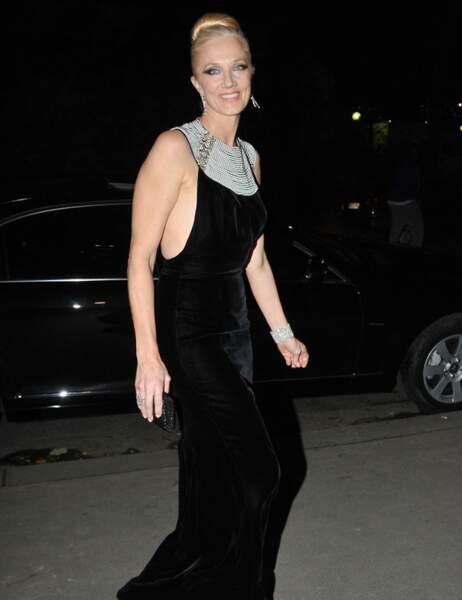 L'actrice américaine Joely Richardson (Nip/Tuck)