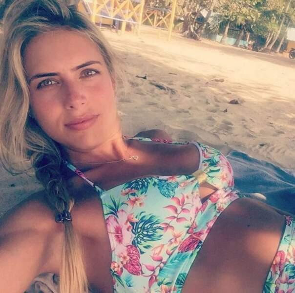 Euro 2016 : voici la très sexy Ana Sofia Henao, compagne du joueur portugais Pepe