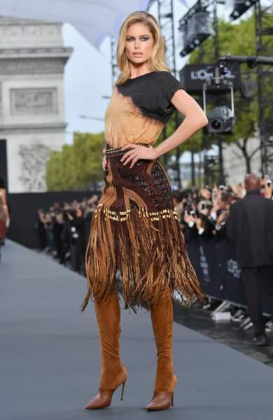 Le Défilé L'Oréal Paris show - Doutzen Kroes
