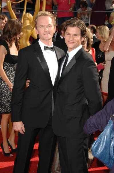 Ces stars parents de jumeaux : Neil Patrick Harris et David Burtka