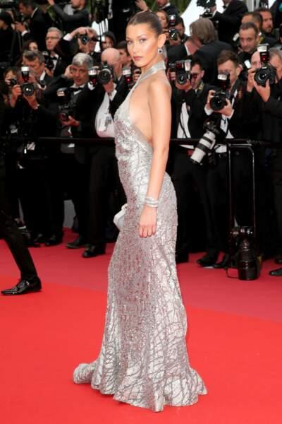 Cannes 2018 - Kristen Stewart envoie valser la bienséance - Bella Hadid