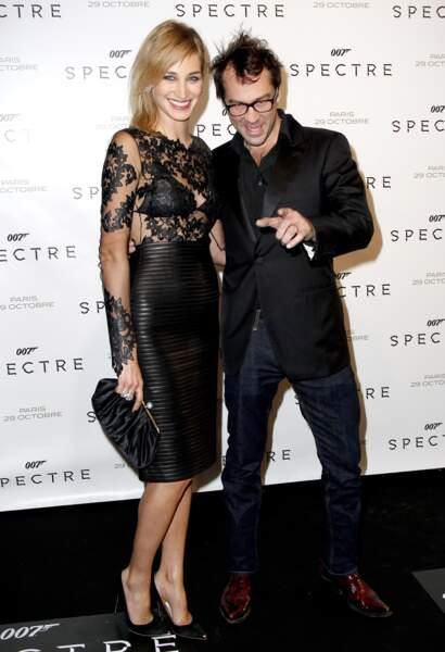Pauline Lefèvre et son mari Julien Ansault