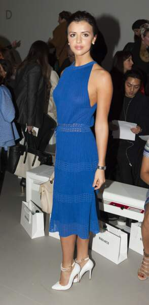 8 - Lucy Mecklenburgh