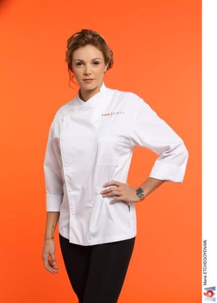 Marion Lefebvre, 28 ans, Aix-en-Provence / Chef à domicile