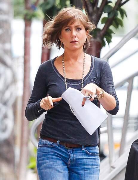 Jennifer Aniston, 44 ans.