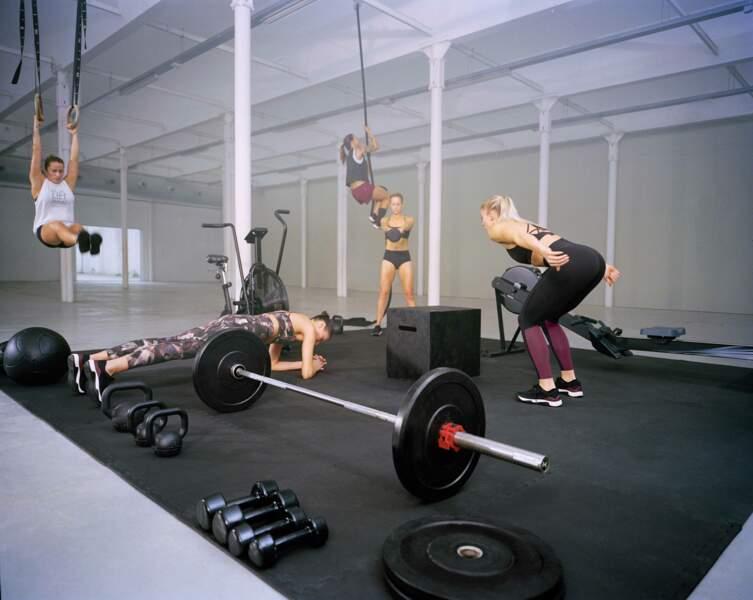 Oysho lance une collection de cross fitness