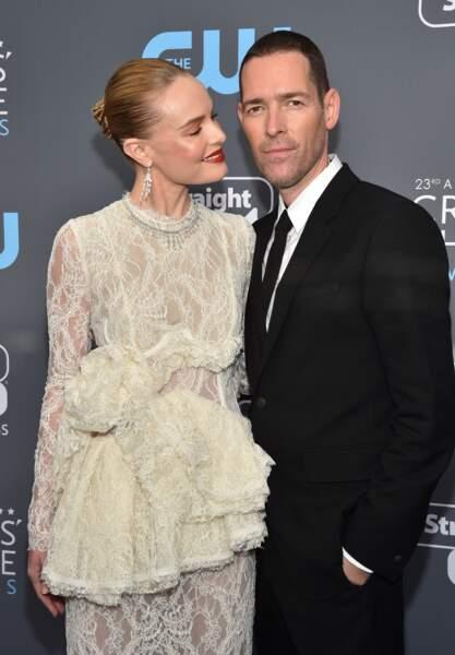 Kate Bosworth et son compagnon Michael Polish