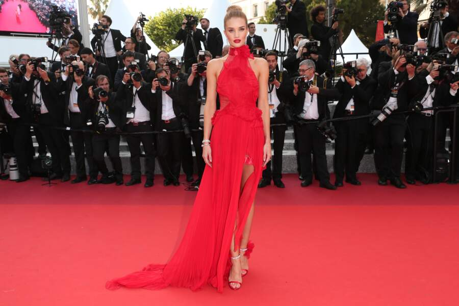 Cannes 2016: Rosie-Huntington Whiteley en Alexandre Vauthier