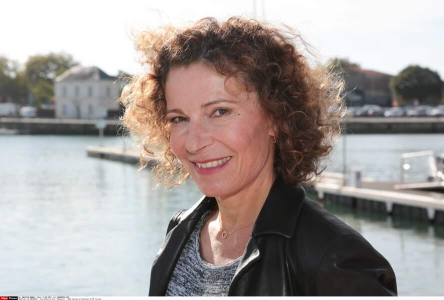 Sylvie Flepp joue dans Plus belle la vie