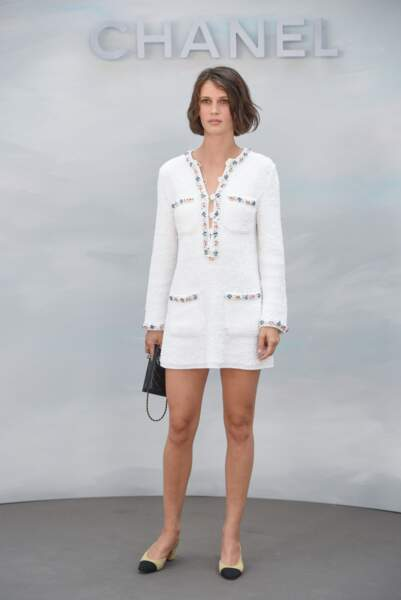 Défilé Chanel : Marine Vacth