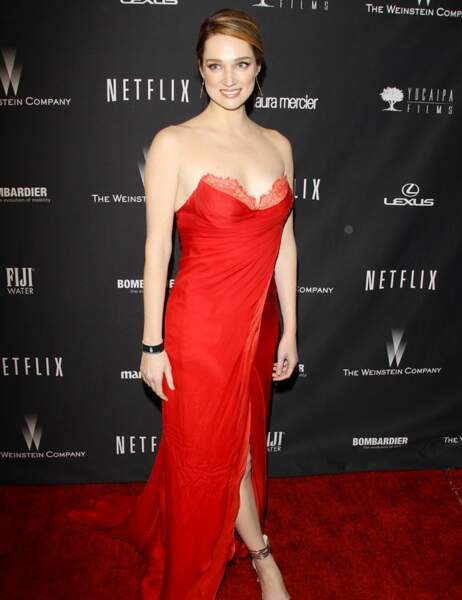 Kristen Connolly (House of Cards) a compris comment percer à Hollywood