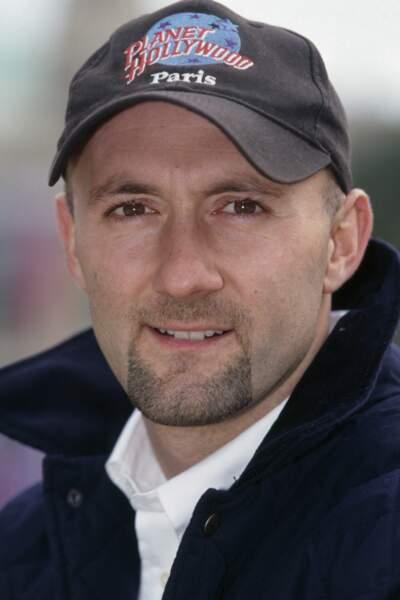 Fabien Barthez en 1998 (27 ans)