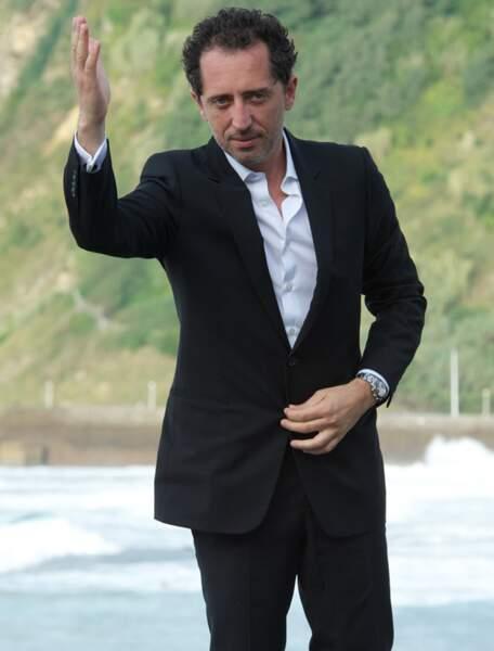 Gad Elmaleh, troisième ex aequo avec un million d'euros