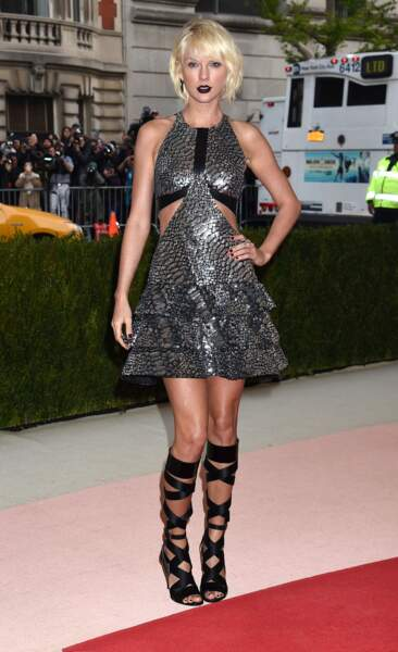 Taylor Swift en Louis Vuitton