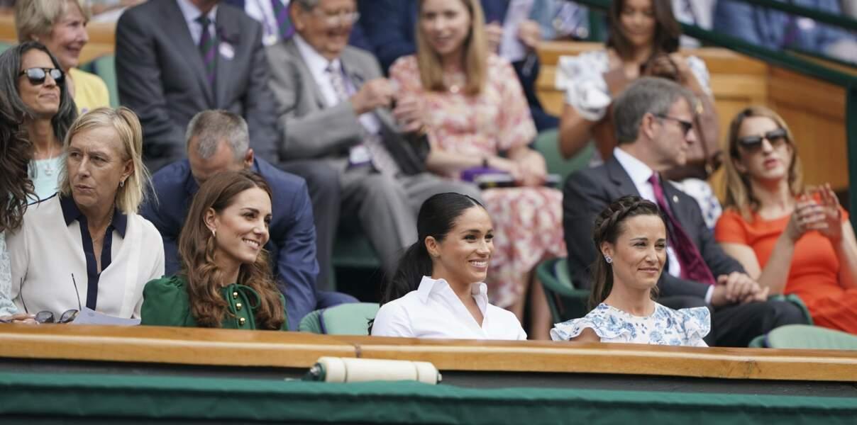 Serena Williams est une grande amie de Meghan Markle