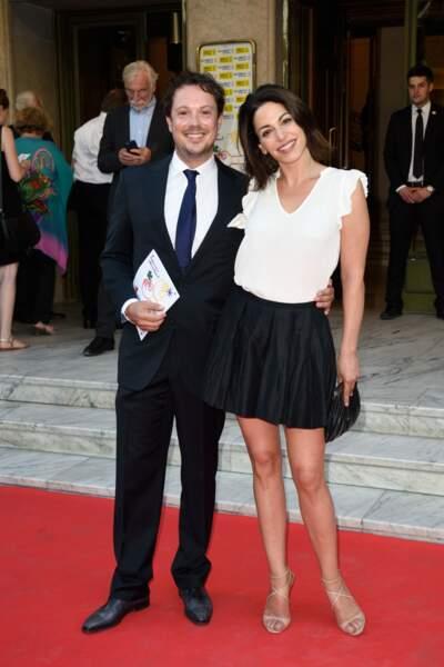 Gala Amnesty International - Davy Sardou et Noémie Elbaz