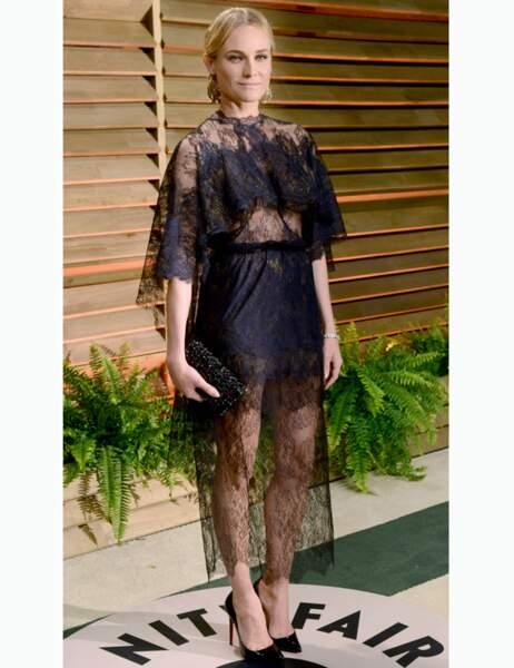 Diane Kruger, ultra chic