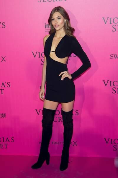 Défilé Victoria's Secret : Grace Elizabeth